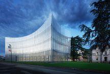 Atelier du Pont - Sculpture paysage - Les Herbiers / Hôtel des Communes du Pays des Herbiers