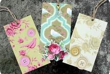 Paper, Handmade by Vintage Rose Sirpa Kiljunen