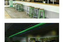 Beach Bar ve Hotel tasarımlarımız.