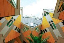 Bekend Nederland gebouwen / Speciaal gebouwen