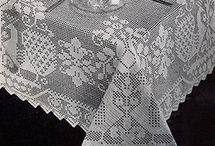 Crochet Tablecloth Patterns