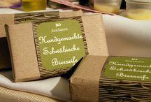 Handmade Soaps  - Handgemachte Seifen / Wir lieben Seifen - We just love Soaps!