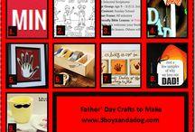 Father's Day Crafts / by Kristi Dehdashtian-Irvani