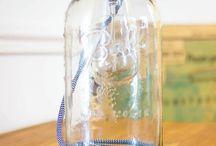 DIY | Mason Jar / DIY mason jar : des idées DIY / inspirations Do It Yourself pour réutiliser et décorer vos masons jar
