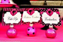 Barbie party / by Lizabeth Love