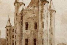 Marie-Antoinette / Une évocation de cette reine,des débuts insouciants et frivoles à Trianon à la fin tragique à la Conciergerie