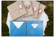 Weddings: Stationery / by Shannon Stone