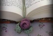 Örgü Çiçekler / Hiç solmayacak el emeği örgü çiçek ve motifler