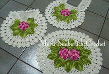 Crochet: Juegos de Baño / by Rosi Balle