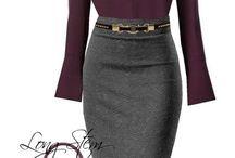 A fashionista / Fashion