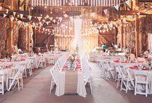 Wedding: Barn / by ToRi Kopetsky