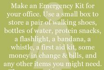Office Preparedness