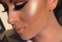 Glow & Contouring Makeup