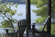 My Future Cabin at the Lake