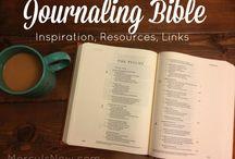 Bible journaling / by Aimee Meguin