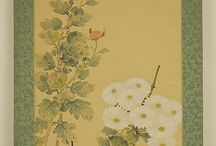 Hanging Scrolls: Only Flowers