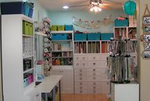 scrapbooking rooms
