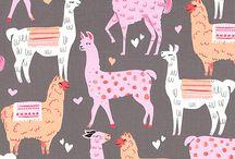 Surface Patterns / Surface Patterns, Seamless Patterns, Spoonflower Fabrics
