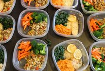 healthy meal prep! / by Kara Cuevas