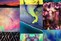KITSCHMIX - Colour Palette / Colour for mood, colour for inspiration, colour for fashion....