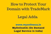 Trademark with Domain Name