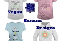 ✦Vegan T Shirts✦ / Vegan T Shirts To Share Your Cruelty Free Message and Make You Smile.