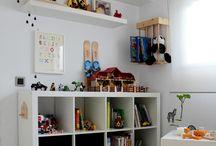 Habitacions nens