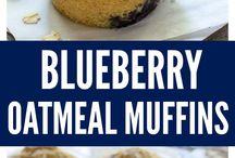 Blueberries Muffins