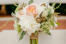 Wedding bouquets / beautiful bouquets, wedding flowers, bride bouquets, maid of honor bouquets, fleur decor