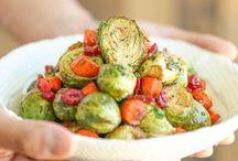 Veggies and salads