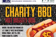 Charity Involvement / You can see what Erb and Erb Insurance Brokers Ltd. is doing to help local charities.