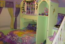 KID SPACES AND STUFF / by Lynne White