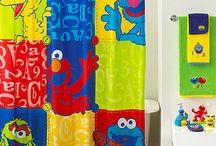 kid bathrooms / by Melissa Osborn