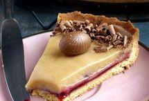 ciasta, przepisy