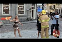 Pranks with Firemen / by Just For Laughs Gags