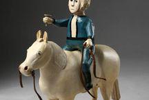 giocattoli antichi e meno-miniature-bizzar-