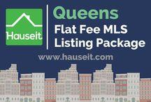 Queens Flat Fee MLS