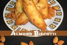 Biscotti / by Linda Paajanen