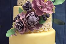 2016 Wedding Cakes / Daisy Cake Company Wedding Cakes