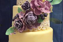 2016 Wedding Cakes / Daisy Cake Company Wedding Cakes