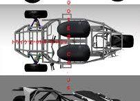 3 wheel trike 1it -Design by Japan