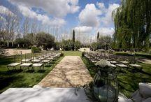 boda en el bosque de Madrid / boda militar en el bosque de Madrid