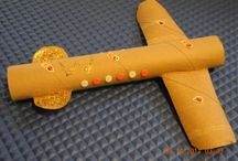 Amazing wonders aviation vbs / by Clara Law