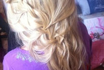 Hairstyle/Beauty / by Dulce Acosta