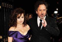 Tilena - Tim Burton and Helena Bonham Carter