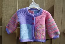 Baby stuff / Things I would like to knit for babies