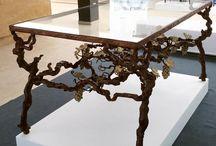 Paula Swinnen / Belgium Artist Paula Swinnen's beautiful pieces taking inspiration from nature. Represented by Guinevere.
