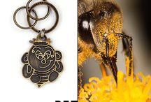 Love Animals / Una Bacheca interamente dedicata ai Portachiavi a forma di Animale. Porta sempre con te il tuo animale preferito che accompagnerà le tue chiavi in ogni momento della giornata