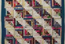 Reversible Quilts / Double the Pleasure!  A Different Quilt Pattern on Each side!