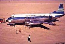 Kuwait 1960 airline